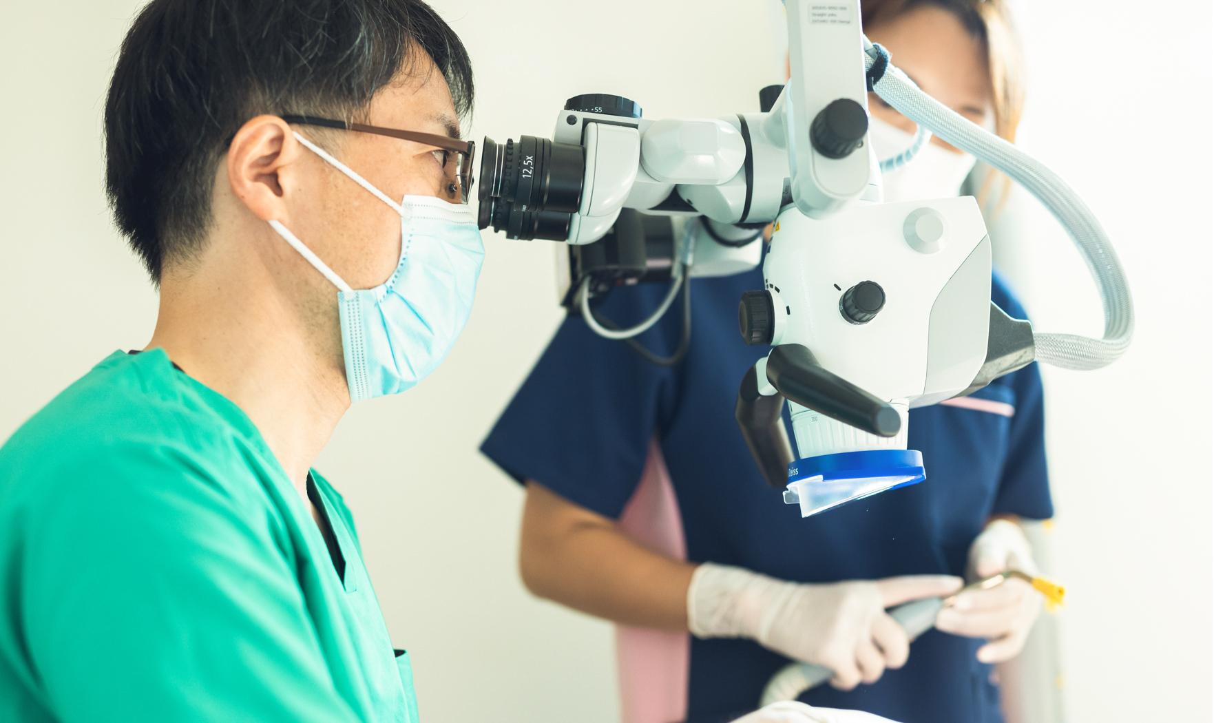 はまだ歯科・小児歯科クリニックのイメージ
