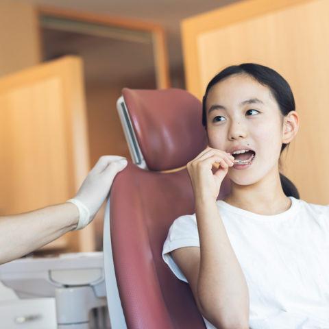 小児歯科・小児矯正のイメージ